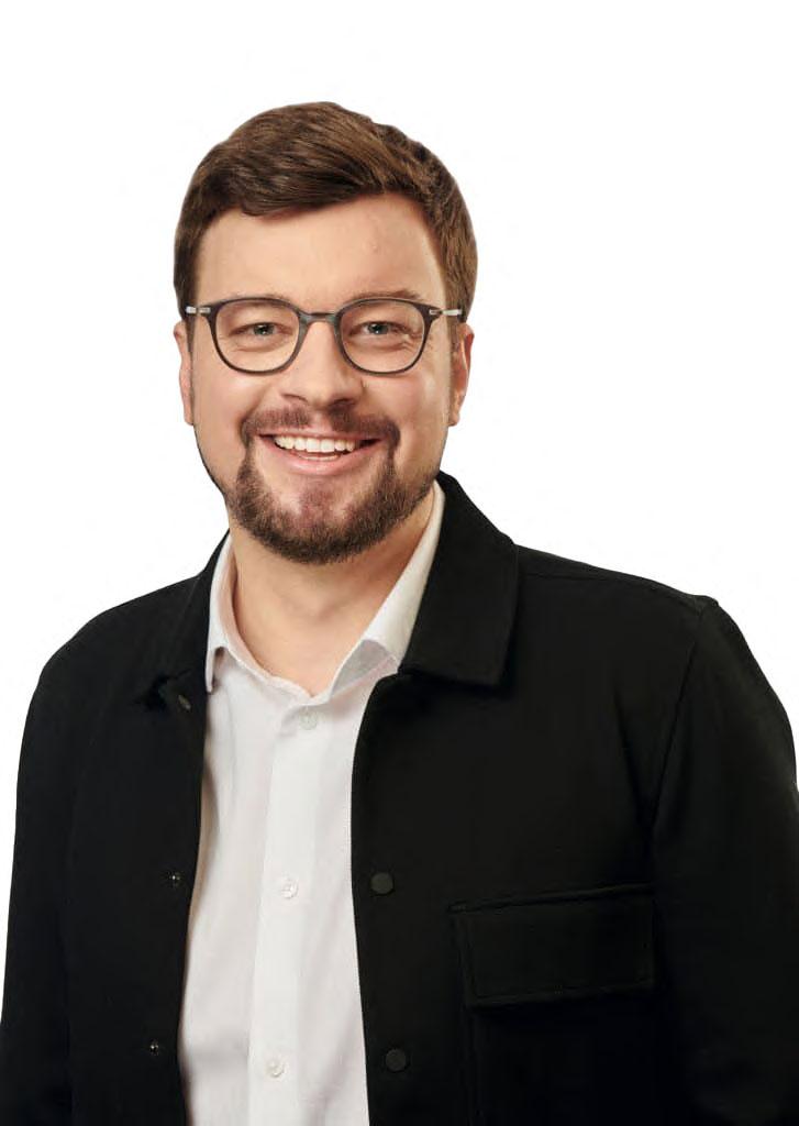 Lucas schaal, Abgeordnetenhaus, Kandidat, Berlin Mitte, CDU